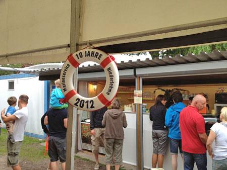 Hafenfest in Niederlehme